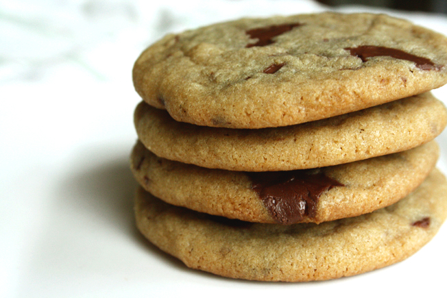 Chocolate Chunk Cookies | Kwanster*~