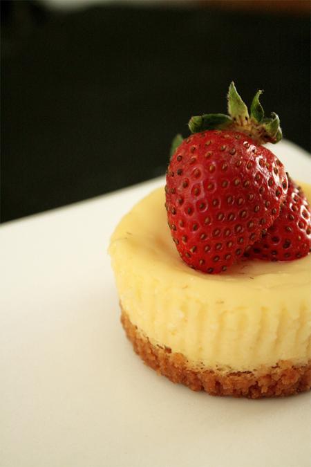 Mini Cheesecake | Kwanster*~