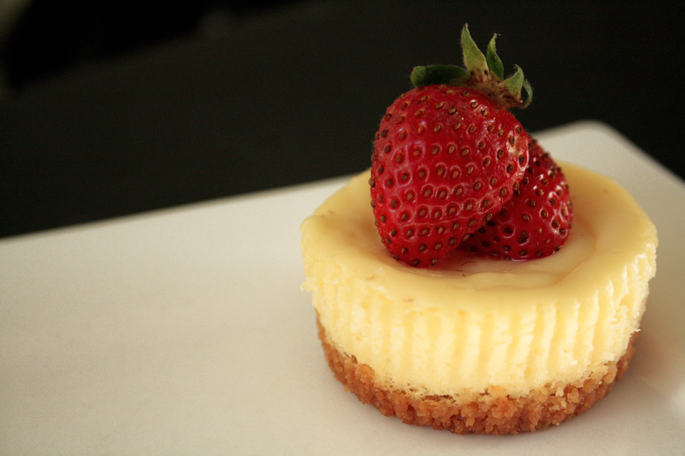 Mini Cheesecake | Kwanster*~
