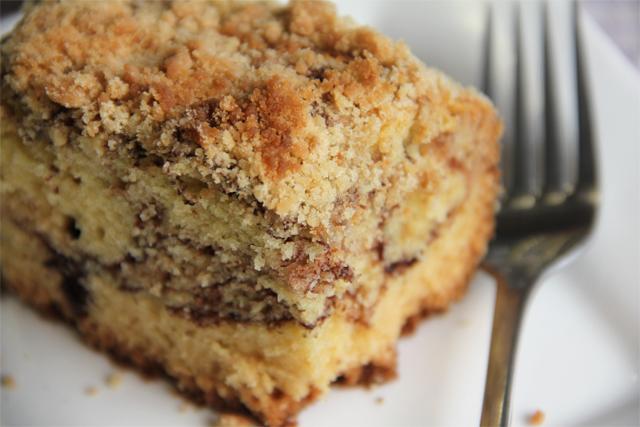 Sour Cream Coffee Cake Allrecipes